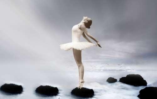 Ballerina Ballet Dancer Dancer Grazie Pose Fantasy