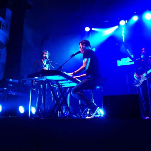 Band Singer Musician Music Keyboards