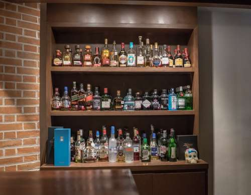 Bar Liquor Restaurant Drinks Beverage Party