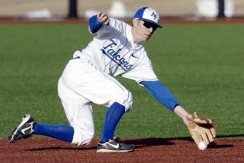 Baseball Player Shortstop Infield Sport Playing