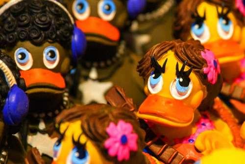 Bath Duck Rubber Duckies Duck Plastic Rubber Duck