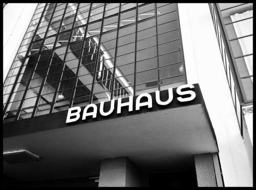 Bauhaus Design Dessau Germany Architecture Gropius