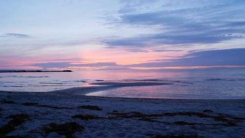 Beach Summer Vacations Water Sand Sea Nature