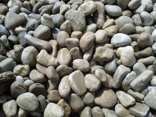 Beach Gravel Pebbles