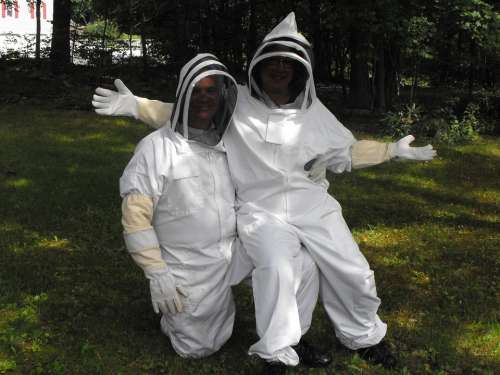 Beekeepers Beekeeping Togetherness Protective Suit