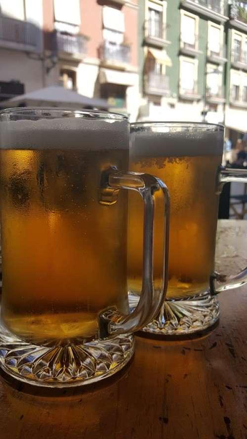 Beer Party Drink Celebration Glass Celebrate