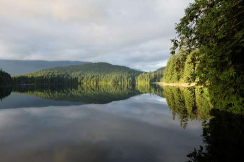 Belcarra Lake Canada Port Moody