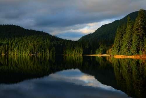 Belcarra Lake Canada Port Moody