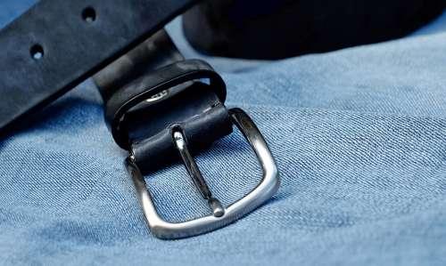 Belts Belt Buckle Leather Metal Buckle Jeans