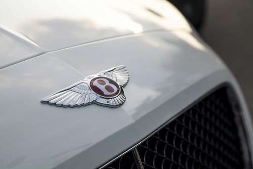 Bentley Luxury Vehicle Automobile Coupe
