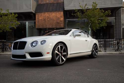 Bentley Luxury Vehicle Automobile Luxury Luxury Car