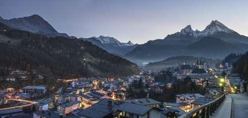 Berchtesgaden Alpine Watzmann