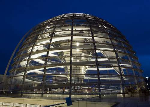 Berlin Reichstag Bundestag Germany Architecture