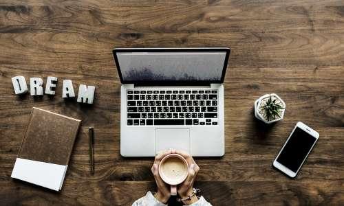 Beverage Blog Blogger Break Business Coffee