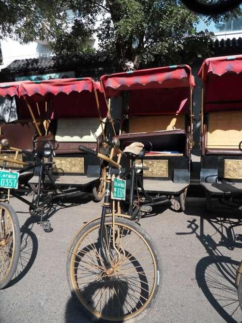 Bike Rahman China Taxi