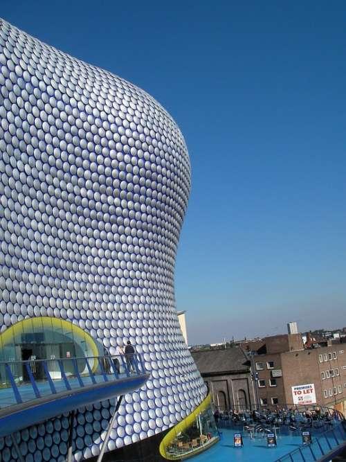 Birmingham Selfridges Architecture
