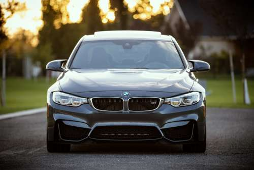 Bmw Car Front Sports Car Tuned Pimped