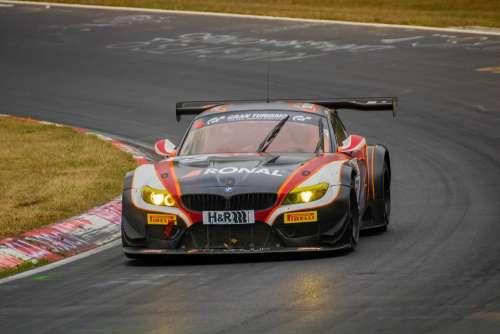 Bmw Z4 Gt3 Bmw Motorsport Nürburgring Nordschleife