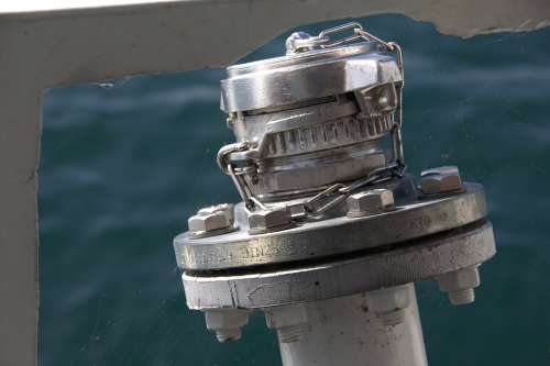 Boat Ship Water Connection Pump Technology
