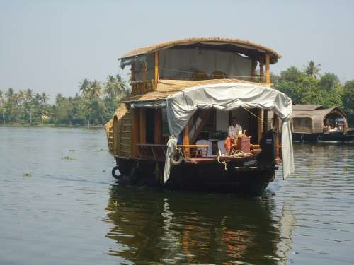 Boating Backwatera India Boats