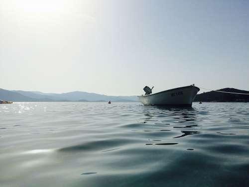 Boats Water Motor Nautical Travel Transport
