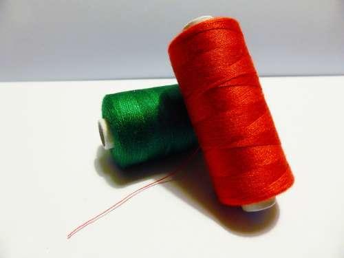 Bobbin Role Thread Sew Hand Labor Sewing Thread