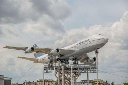 Boeing Technology Aircraft Aviation Lufthansa