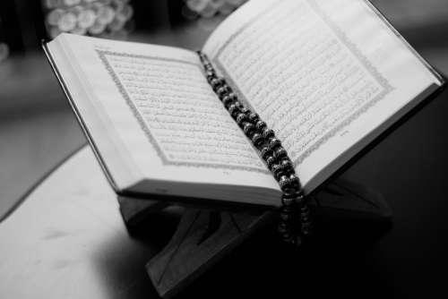 Book Quran Islam Holy Muslim Ramadan Religion