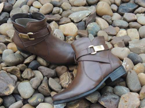 Boot Female Boots Shoes Shoe Leather