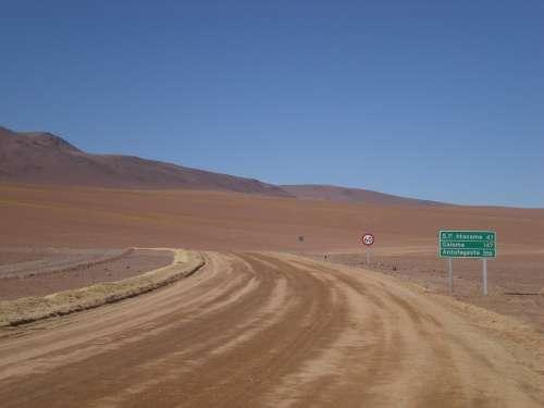Border Travel Landscape Landscapes Trip