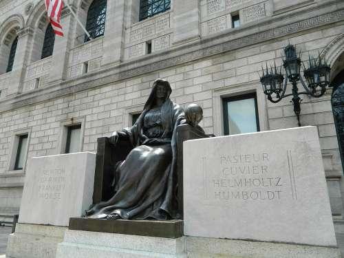 Boston Public Library Library Boston Massachusetts