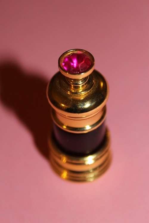 Bottle Flacon Oil Cosmetics Body Oil Beauty Pink