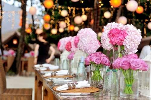 Bouquet Celebration Color Colorful Decorations
