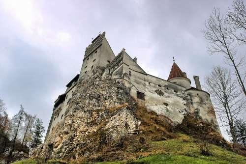 Bran Castle Romania Castelul Bran Fortress