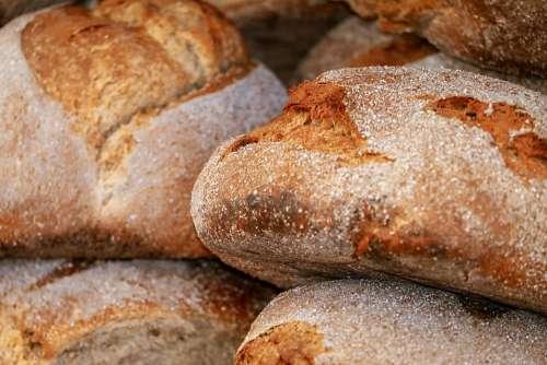 Bread Loaf Of Bread Fresh Baked Bread Crust Crispy