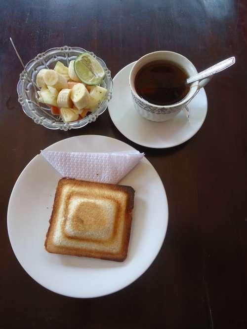 Breakfast Food Tea