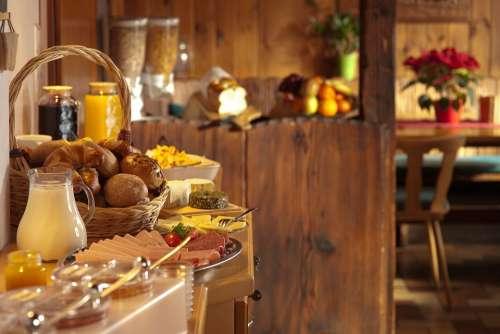 Breakfast Buffet Food Restaurant Meal Hotel Plate