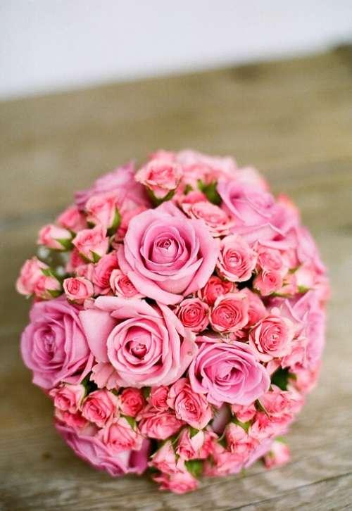 Bridal Bouquet Bride Bridal Bouquet Flower Rose