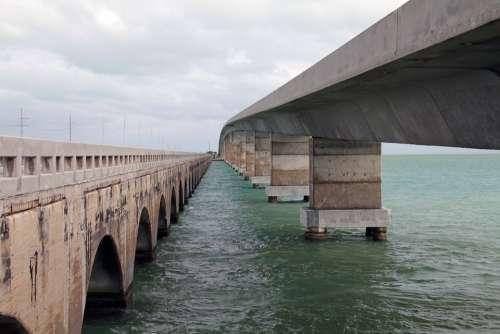 Bridge Key Largo Florida Tourism
