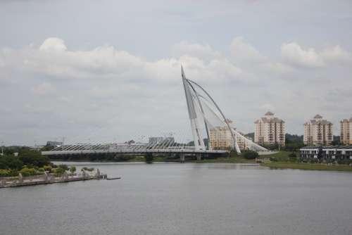 Bridge Landscape Travel Nature River Tourism