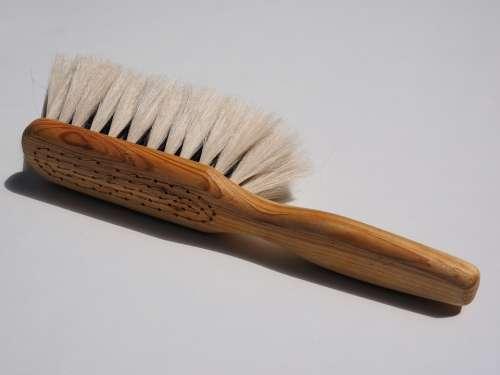 Brush Goat Hair Brush Goat Hair Clean Wipe