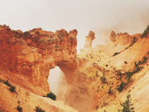 Bryce Canyon Arch Natural Bridge Utah
