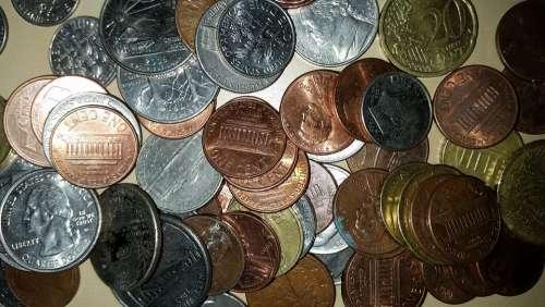 Budget Coins Money Cents Save Bank Cash Payment