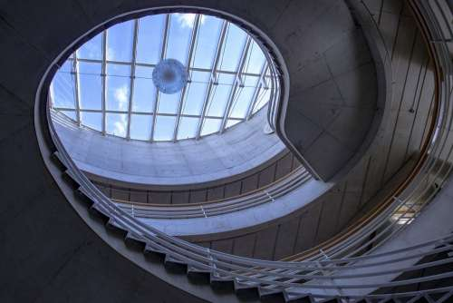 Building Stairs Architecture Interior Heaven Steps