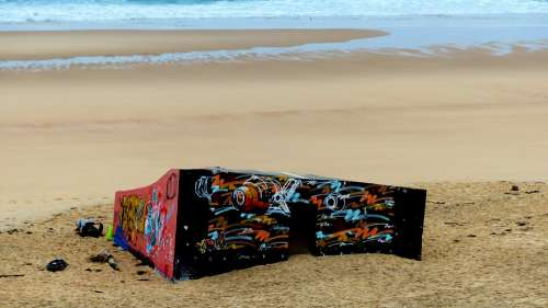 Bunker Architecture Ocean Beach Defense War