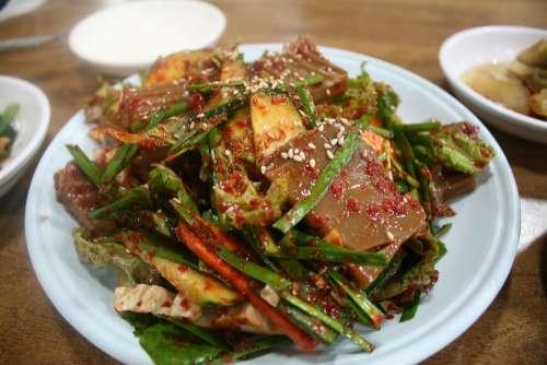 Busan Dotorimuk Korean Food
