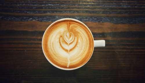 Caffeine Cappuccino Coffee Cup Drink Espresso