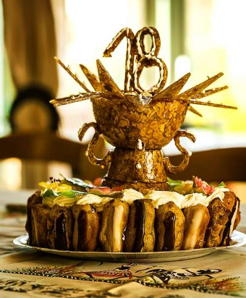 Cake Cakes Of Birthdays Dessert