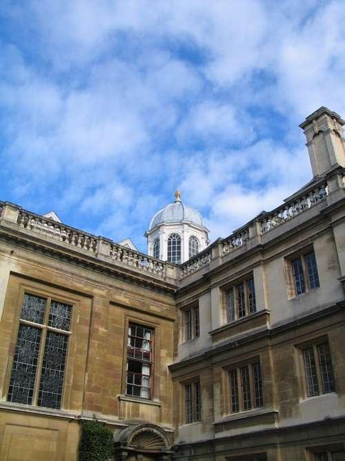 Cambridge Building Architecture Europe History