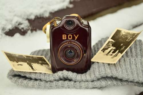 Camera Old Antique Photograph Photo Nostalgia